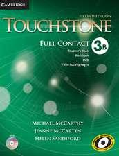 Touchstone Level 3 Full Contact B