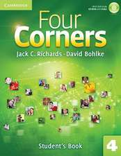 Four Corners Level 4 Student's Book with Self-study CD-ROM and Online Workbook Pack