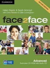 face2face Advanced Testmaker CD-ROM and Audio CD