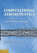Computational Aeroacoustics: A Wave Number Approach
