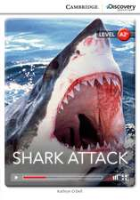 Shark Attack Low Intermediate Book with Online Access