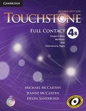 Touchstone Level 4 Full Contact B