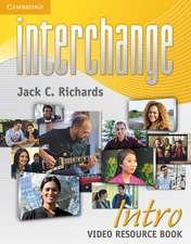 Interchange Intro Video Resource Book