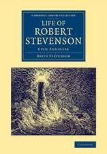 Life of Robert Stevenson: Civil Engineer
