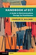 Handbook of ECT: A Guide to Electroconvulsive Therapy for Practitioners