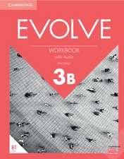 Evolve Level 3B Workbook with Audio