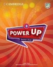 Power Up Level 3 Teacher's Book