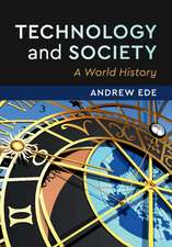 Technology and Society  : A World History