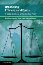 Reconciling Efficiency and Equity: A Global Challenge for Competition Policy