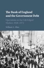 The Bank of England and the Government Debt  : Operations in the Gilt-Edged Market, 1928–1972