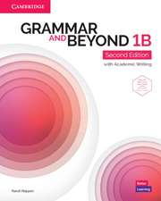 Grammar and Beyond Level 1B Student's Book with Online Practice