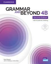 Grammar and Beyond Level 4B Student's Book with Online Practice