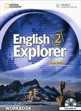 English Explorer 2: Workbook