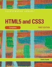 HTML5 & CSS3 ILLUS COMP