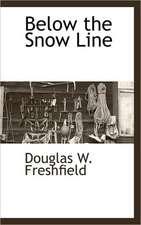 Below the Snow Line