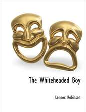 The Whiteheaded Boy