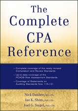 The Complete CPA Reference