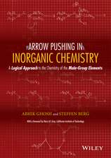 Arrow Pushing in Inorganic Chemistry: A Logical Approach to the Chemistry of the Main–Group Elements