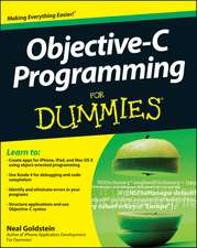 Objective–C Programming For Dummies