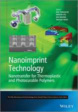 Nanoimprint Technology: Nanotransfer for Thermoplastic and Photocurable Polymers