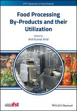 Food Processing By–Products and their Utilization