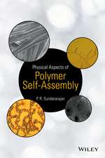 Physical Aspects of Polymer Self–Assembly