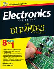 Electronics All–in–One For Dummies – UK