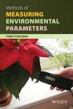 Methods of Measuring Environmental Parameters