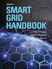 Smart Grid Handbook: 3 Volume Set