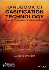 Handbook of Gasification Technology: Science, Processes, and Applications