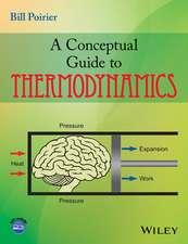 A Conceptual Guide to Thermodynamics