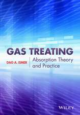 Gas Treating: Absorption Theory and Practice