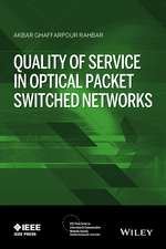 Quality of Service in Optical Packet Switched Networks