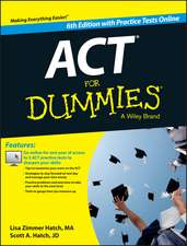 ACT for Dummies, with Online Practice Tests:  Data-Driven Strategies for Aligning Mission, Culture and Performance in Nonprofit and Government Organizations