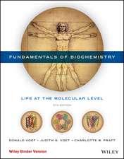 Fundamentals of Biochemistry, Binder Ready Version: Life at the Molecular Level