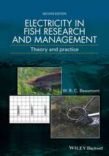 Electricity in Fish Research and Management: Theory and Practice