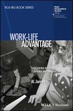 Work–Life Advantage: Sustaining Regional Learning and Innovation