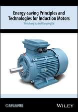 Energy–saving Principles and Technologies for Induction Motors