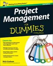 Project Management for Dummies - UK
