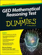 GED Mathematical Reasoning Test for Dummies:  Antennas, Propagation, and RF Systems