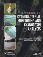 Handbook of Cyanobacterial Monitoring and Cyanotoxin Analysis