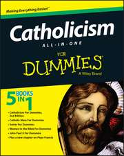 Catholicism All–in–One For Dummies