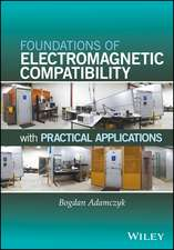 Foundations of Electromagnetic Compatibility: with Practical Applications