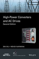 High–Power Converters and AC Drives