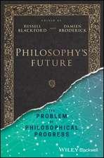 Philosophy′s Future