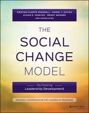 The Social Change Model: Facilitating Leadership Development