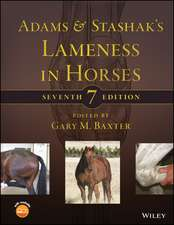Adams and Stashak′s Lameness in Horses