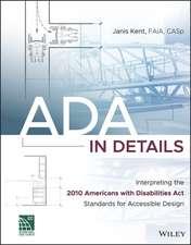 ADA in Details