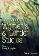 Companion to Women′s and Gender Studies
