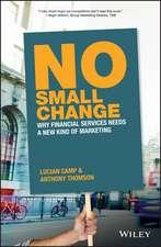 No Small Change